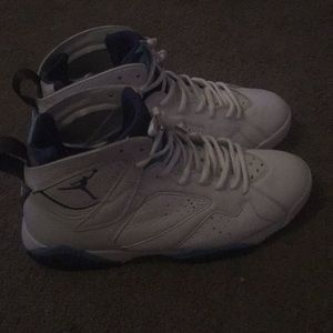 Air Jordan Retro 7 French Blue